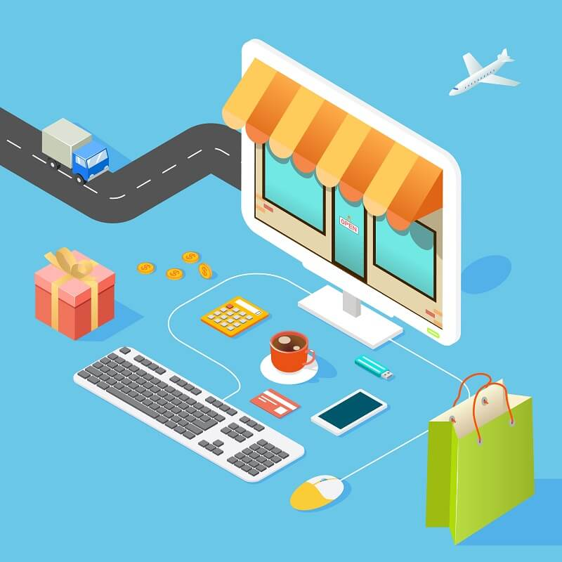 מחיר בניית אתר חנות